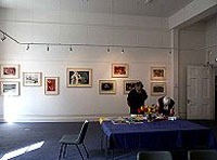 Subscription Rooms Stroud Exhibition